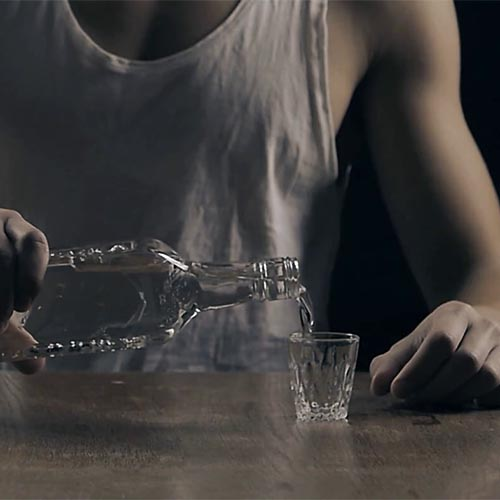 Alcohol Addiction: An Addict's Suffering