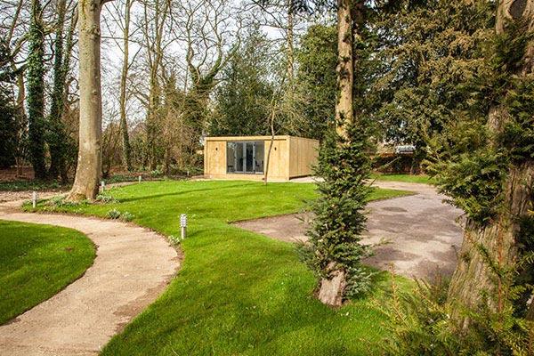 Banbury Lodge Garden