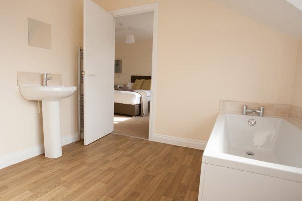 Banbury lodge bathroom